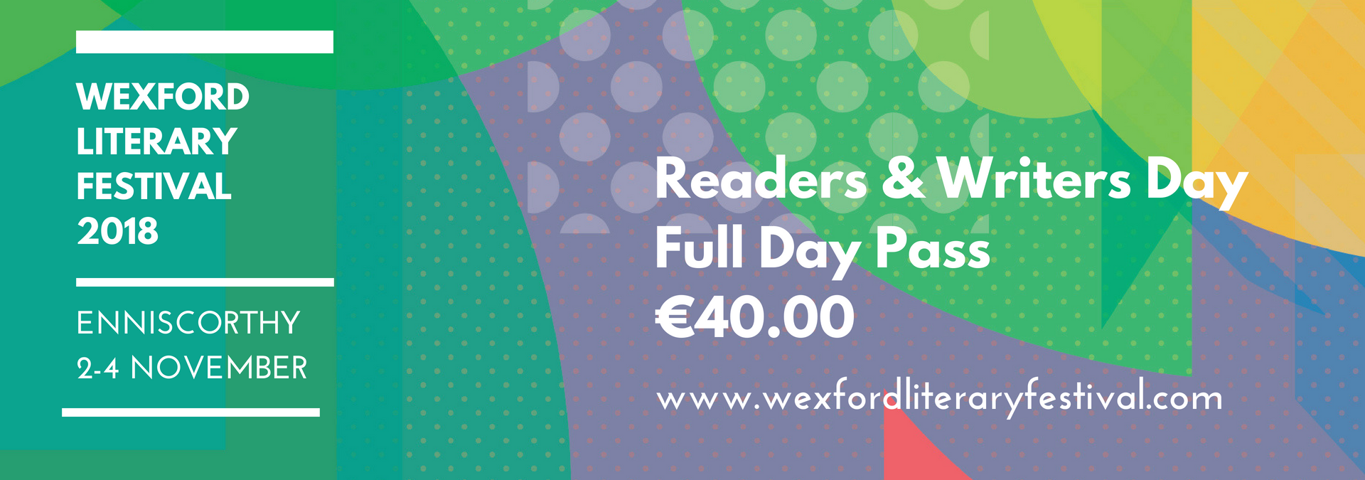 Media Launch Wexford Literary Festival 2018